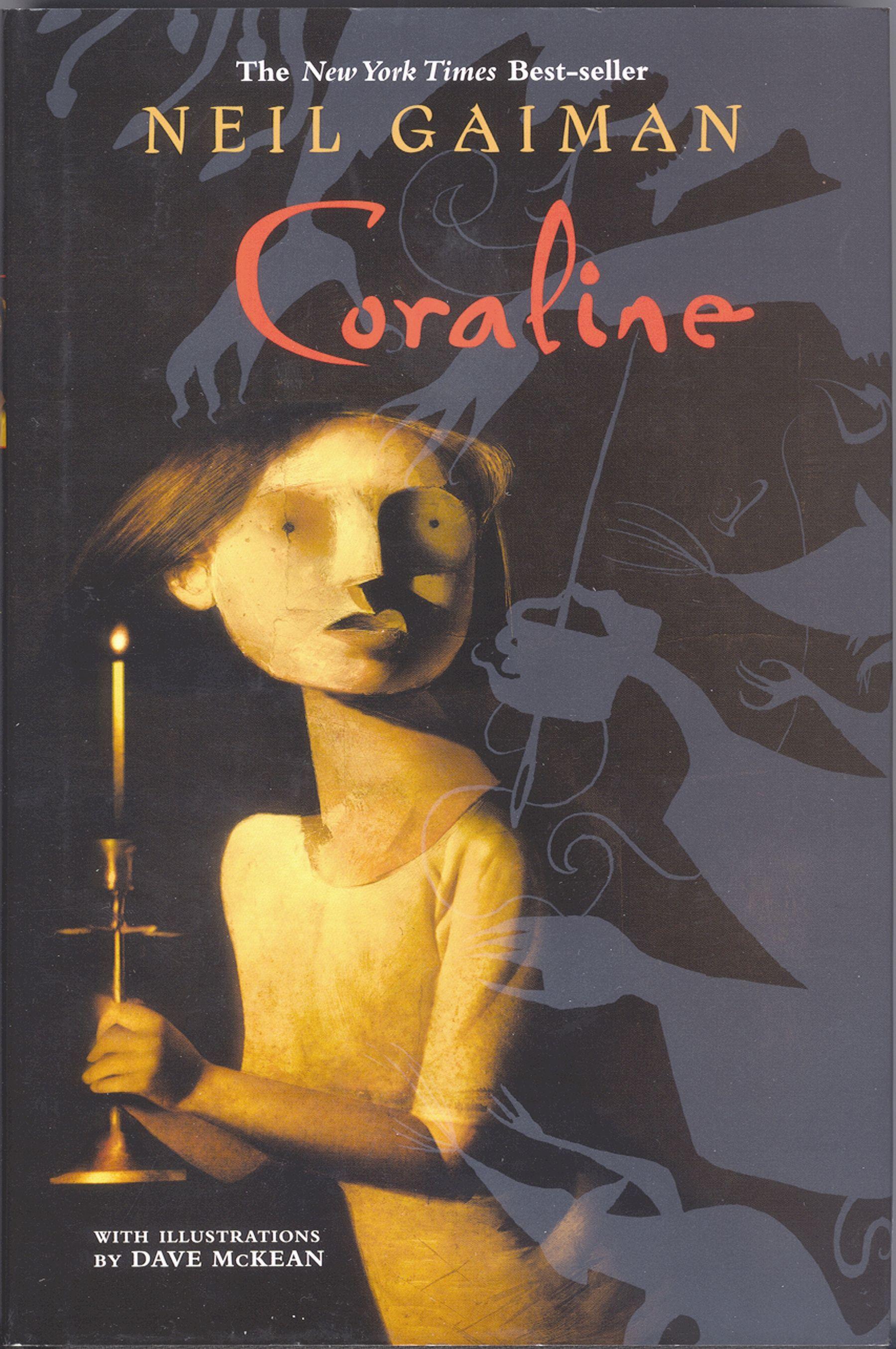 Happy Halloween Coraline Book Review Libraries 4 Schools